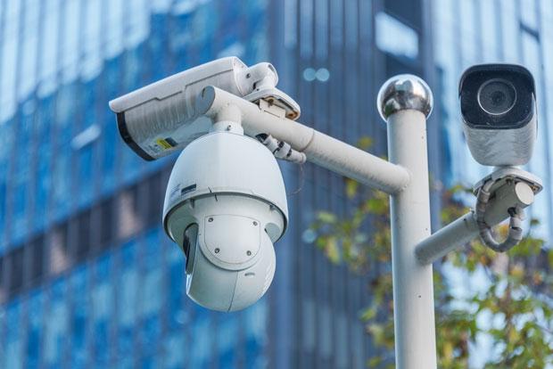 Segurança Pública Fiscalização Câmeras